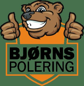 Logo til Bjørns Polering