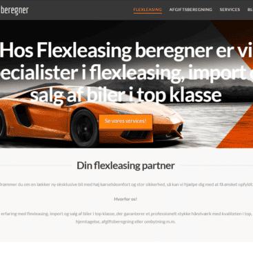flexleasingberegner hjemmeside