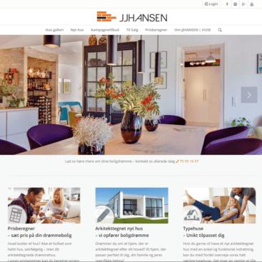 jjhansen hjemmeside